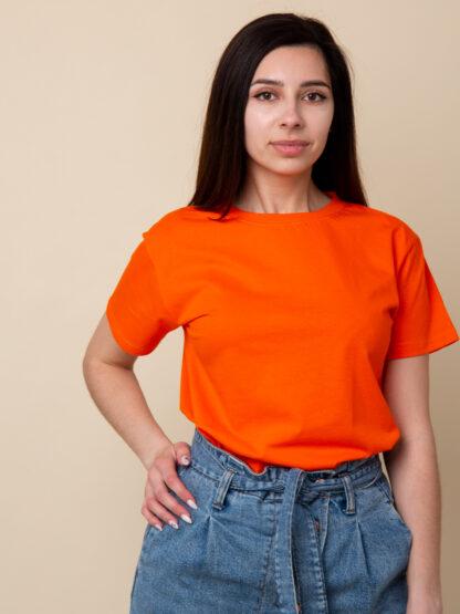 Оранжевая 1